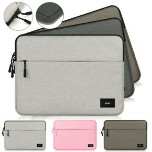 """Notebook Sleeve Case Pouch Cover Bag For  12"""" 13.3"""" 14"""" 15"""" 16"""" Macbook HP Dell"""