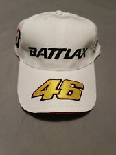 Gorra de béisbol Bridgestone Rossi 46 Blanco