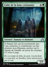 MTG Magic SOI - (x4) Cult of the Waxing Moon/Culte de lune croissante, French/VF