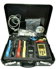 Ideal 61-806 Power Analyzer Kit w/ 1000 amp Phase Clamps & 100 amp Neutral Clamp