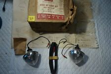 Backup Light Kit NOS Ford 1958 Fairlane and Retractable
