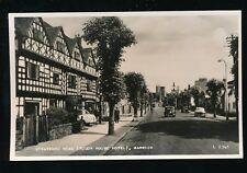 Warwicks Warwickshire WARWICK Stratford Rd Tudor House 1959 RP PPC by Valentine