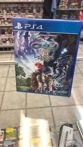 Ys VIII: Lacrimosa of Dana (PlayStation 4, 2017)