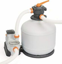 More details for bestway flowclear 3000gal sand filter pool pump