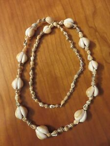 Genuine Shell Necklace