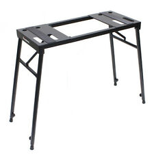 DF018 adjustable height foldable keyboard stand / bench or DJ table NEW