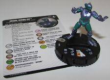 IRON GOBLIN 034 Secret Wars Battleworld Marvel HeroClix Rare
