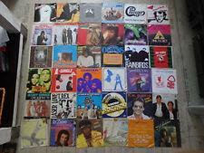 Schallplattensammlung/Singles 610 St. - Rock,Pop,Metal,Soul,u.s.w. Siehe Fotos