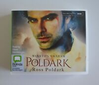 Ross Poldark: Poldark  by Winston Graham - Unabridged Audio Book  12CDs