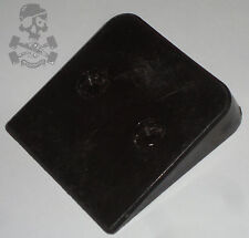 Black Wedge Skateboard Queue Saver-Original 1970 S Vintage Old School-USA