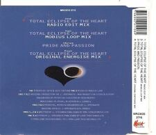 NICKI FRENCH Total Eclipse Of The Heart SWEDISH CD PWL