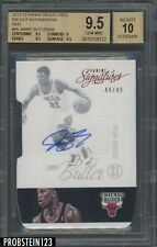 2012-13 Panini Signatures Red Die-Cut Jimmy Butler RC /49 BGS 9.5 w/ 10 AUTO