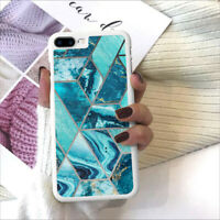 Marble Phone Case Cover For iPhone 12 Pro Samsung S20 Huawei Google Etc  115-5