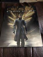 Deus Ex Mankind Divided Xbox One Steelbook With Game