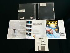 (Commodore Amiga) Kelly X  (16bit Mastertronic) (Tested and Working)