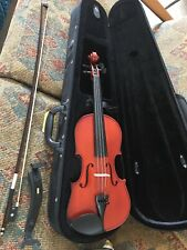 Stentor Student 7/8 Violin, bow, rest, case. Excellent cond. Pick up Glen Iris.