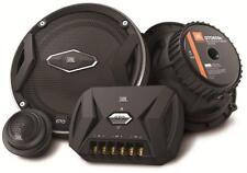 JBL GTO609C Premium 6.5 Inch Car Component Speaker Audio Music System Set of 2