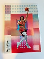 2017-18 Status Derrick Rose Red SP #110/299 Insert Card Cleveland Cavaliers