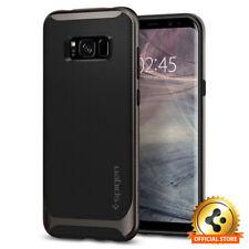 Spigen® Samsung Galaxy S8 [Neo Hybrid] Schutzhülle Bumper Case Cover [Gunmetal]
