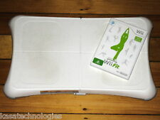 Wii Fit Game + Balance Board Bundle (Nintendo Wii Game & Accessories)