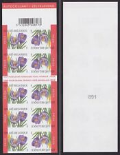 Belgique 2001 Carnet NON DENTELES Cob#B.40 Imperforate Booklet sheet MNH...A4441