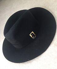 Burberry Noir Bonnet en laine taille L