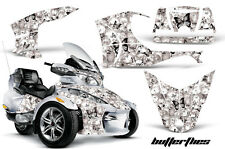 AMR Racing Can Am BRP RTS Spyder Graphic Kit Wrap Street Bike Decal BUTTERFLIES