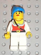 LEGO PIRATES minifig figurine personnage  / Set  6285 Black Seas Barracuda