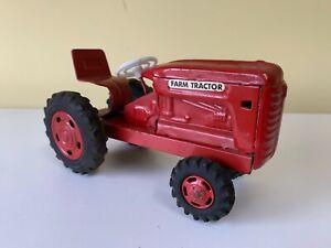 1960's Japanese Farm Tractor