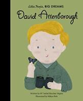 David Attenborough (40) (Little People  BIG DREAMS) New Hardcover Book