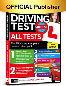 Driving Test Success All Tests 2021 Edition (20 pack) PC Disk