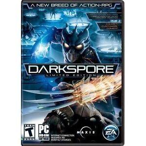 DARKSPORE LIMITED EDITION   Fast Action RPG   intense multiplayer battles   NEW