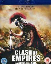 Clash of Empires: Battle for Asia [Blu-ray] [Region Free] [DVD][Region 2]