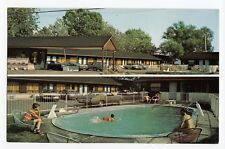 Motel Chateauguay 1038 Boul. Ste. Anne BEAUPORT Quebec Canada Carte Schermer