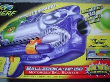 Brand New 2000 NERF N-Strike BALLZOOKA MP150 Ball BLASTER Motorized