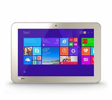 Toshiba Encore 2 - 10.0-Inch 32 GB Tablet - Gold (WT10-A32) [LN]™