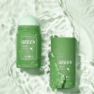Green Tea Oil Control Cleansing Facial-Mask Stick For All Skin Types (Women&Men)
