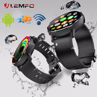"Lemfo LEMX Montre Intelligente WIFI GPS 2.03"" 16G Caméra 4G SIM GPS Smart watch"