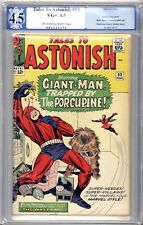 Tales To Astonish #53 - PGX 4.5 (VG+) 1964 - Early Giant-Man - Silver Age