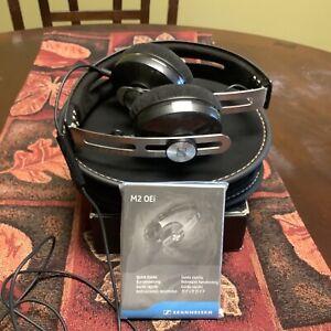 SENNHEISER MOMENTUM M2OEI  2.0 HEDPHONES ON EAR FOR APPLE DEVICES