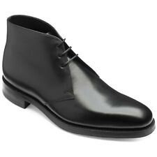 Loake Pimlico Leather Casual Smart Lace-Up Chukka Ankle Mens Boots