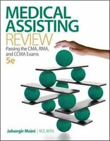 Combo: Medical Assisting Review: Passing the CMA, RMA & CCMA Exams with Connect