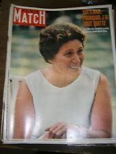 Paris Match N° 960 2 septembre 1967 Svetlana Staline Hog Long Mao Gandhi