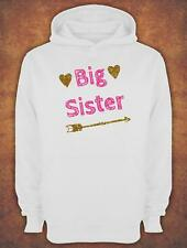 Big Sister Birthday Present Gift children's Hoodie kids
