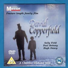 David Copperfield — Daily Mirror promo DVD [PG] (Sally Field, Paul Bettany)