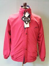 Javelin Red Polo Jacket Size Small