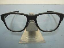Oakley mens RX eyeglass frame Splinter 2.0 Satin Black OX8094-0153 NEW w/case