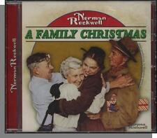 Norman Rockwell: A Family Christmas - New CD! Crosby, Sinatra, Mantovani, etc