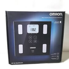 Omron Body Composition Monitor And Scale With Bluetooth Connectivity.  W323