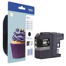 Brother LC-123BK Black Ink Cartridge